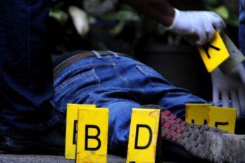 Asesinado a balazos frente a su casa en Valle Verde