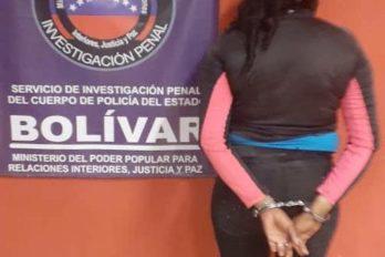 Detienen a mujer por ultraje a funcionarios en Santa Elena de Uairén