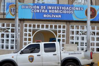 Eje de Investigaciones de Homicidios captura a alias Ojito