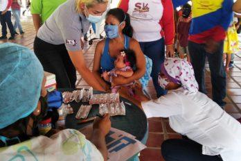 Más de 800 hermanos indígenas fueron favorecidos por el Movimiento Somos Venezuela