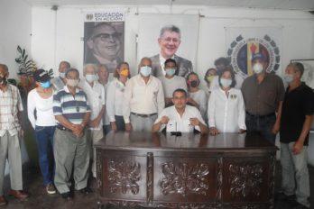 Con actividades conmemoran aniversario de Acción Democrática