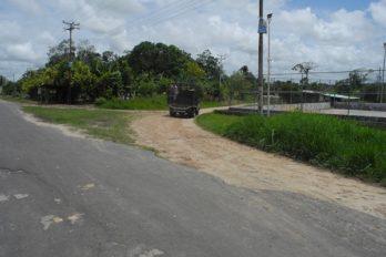 Producción agrícola de El Palmar perjudicada por falta de combustible