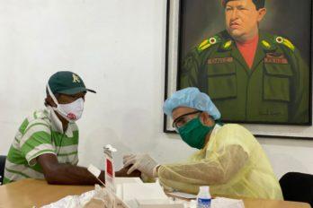 Alcalde Oviedo: En Guayana superamos 600 mil pruebas rápidas hechas de covid-19