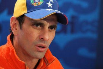 Políticos regionales reaccionan ante comunicado de Capriles