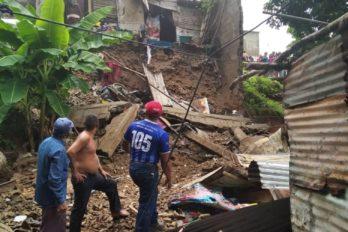 De alta las dos víctimas por derrumbe de viviendas en Ricaurte