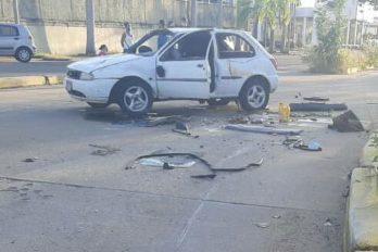 Dos personas fallecieron y una resultó lesionada en accidentes de tránsitos
