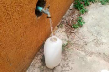 Reclaman agua potable en hogares de Ciudad Guayana