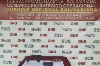 Balacera contra la GNB y el Dgcim deja dos abatidos en El Callao