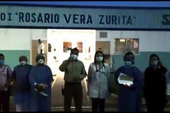 Noguera aseguró que en Santa Elena de Uairén no se han registrado nuevos casos de covid-19
