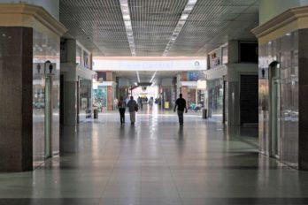 """Sector comercial guayanés va """"en caída libre"""""""