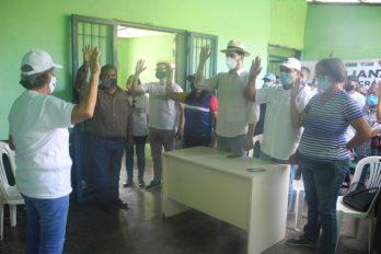 Alianza Democrática juramentó comando de campaña en Piar