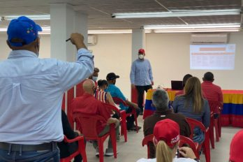 "Comando ""Darío Vivas"" Circuito 2 Caroní anunció fase de atención de servicios básicos en Guayana"