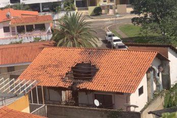 Madre e hijo mueren en incendio dentro de su vivienda en Arivana (+video)