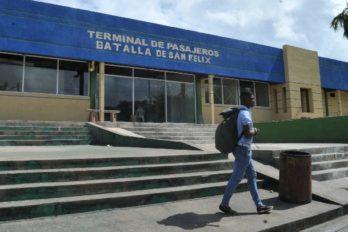 Terminales de Ciudad Guayana trabajarán durante la flexibilización