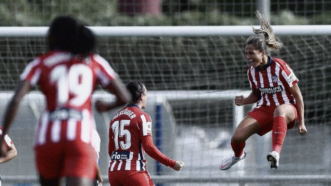 Deyna Castellanos anotó su primer gol en España (+video) - Diario Primicia