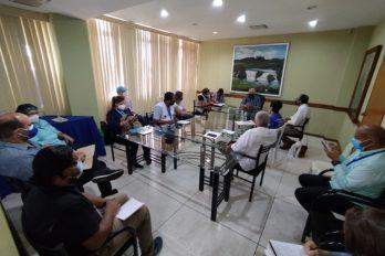 Ispeb se reunió con organismos internacionales