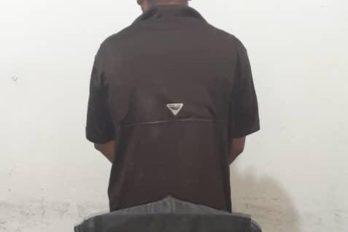 Capturan a presunto violador en Ciudad Bolívar
