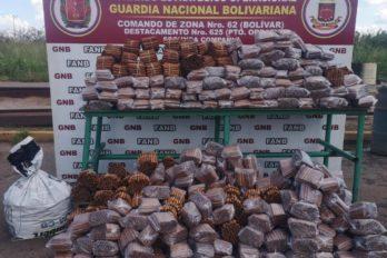 Retienen 32.800 unidades de tabaco ilegal