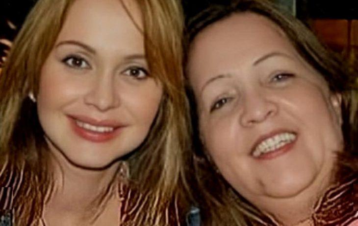 Falleció la madre de Gabriela Spanic