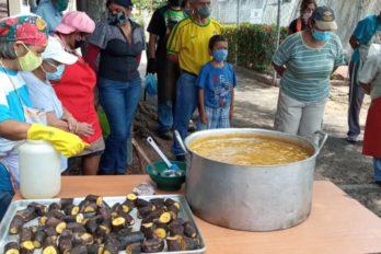 Fundaciones siguen trabajando para llevar comida a los más necesitados