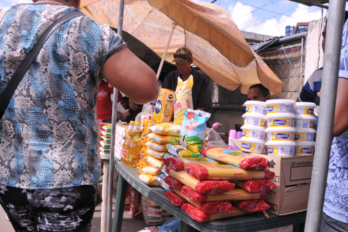 Economía informal incrementó durante la cuarentena