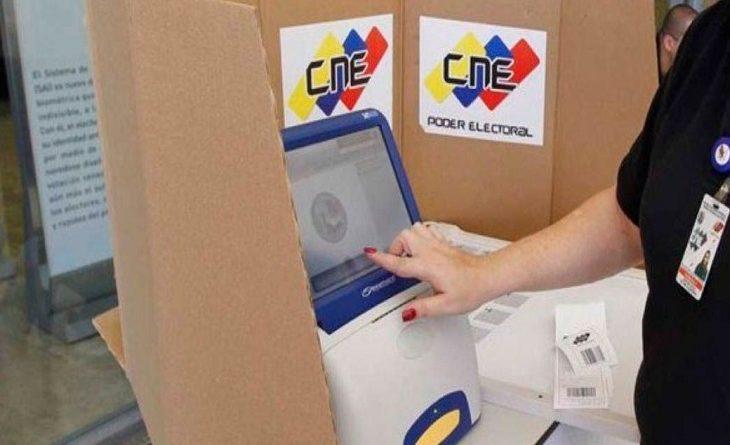 CNE Bolívar: Máquinas funcionaron al 100 % en el simulacro electoral