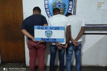 Caen el Muleta y el Payaso en confrontación con la PEB