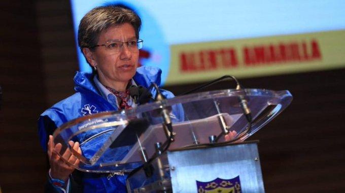 Claudia López propone deportar a venezolanos que delinquen