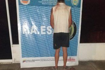 Arrestan a sujeto por incurrir en abigeato