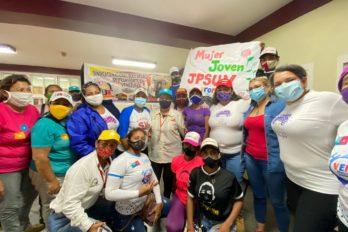 Movimientos feministas de Guayana honraron Día Mundial de No Violencia contra la Mujer