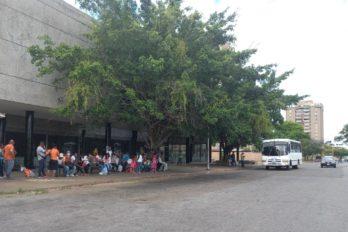 Pocas unidades de transporte público en Guayana
