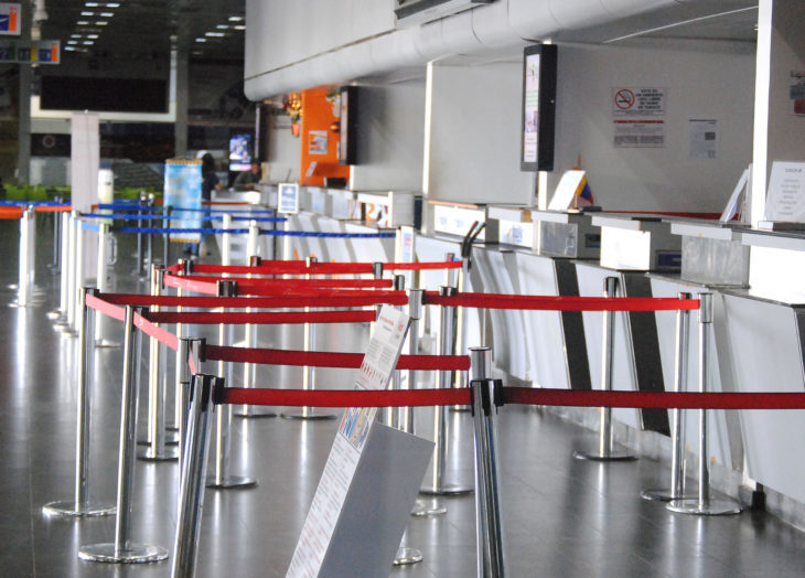 Oficinas de agencias de viajes siguen cerradas hasta conocer un comunicado oficial