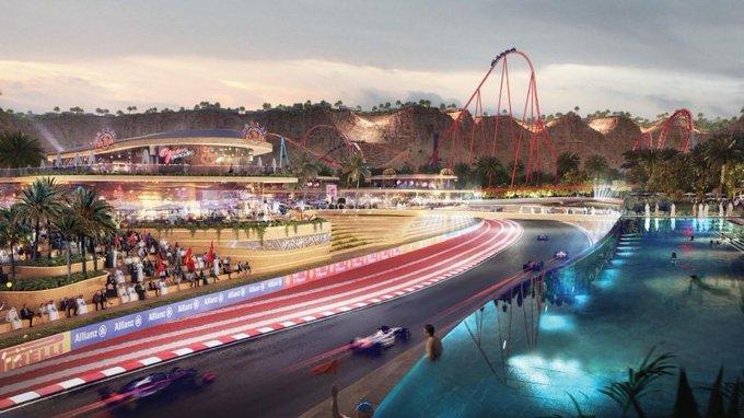 Fórmula Uno anunció GP de Arabia Saudita en 2021