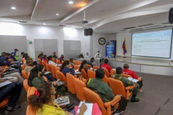 Finalizó con éxito primer Encuentro Regional de CONATEL con el Motor Telecomunicaciones 2020 en Bolívar