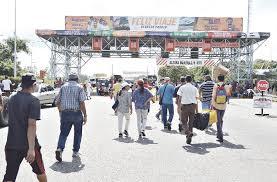 Denuncian que militares de la GNB impiden el paso por el peaje Upata-San Félix