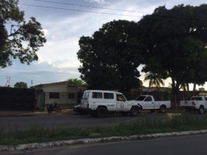 Persecución policial dejó dos atracadores muertos
