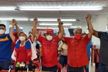 Tito Oviedo: En Caroní fuerzas revolucionarias obtuvieron 71% de votos en elecciones parlamentarias