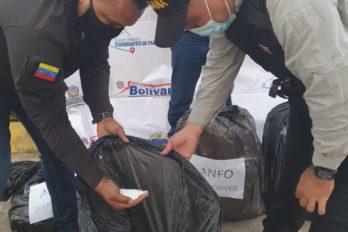 Recuperan material explosivo en Ciudad Piar