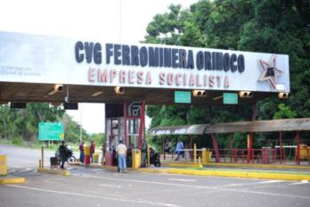 Jubilados de CVG Ferrominera Orinoco inconformes con el pago de las utilidades