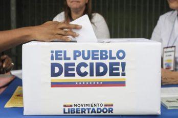 """""""Arranque de la Consulta Popular ha sido exitoso"""" (+puntos de participación)"""