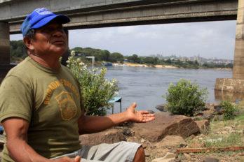 Falleció Isaías Flores Medina, jefe de Brigada Forestal y rescatista en los ríos de Guayana