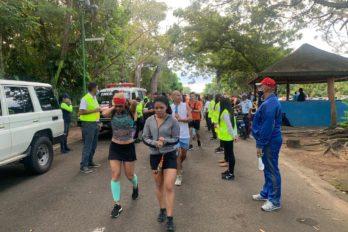 Parque La Llovizna recibió a más de mil personas en su reapertura