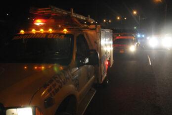 Inician labores de rescate de indígena tapiado en Barrio Obrero