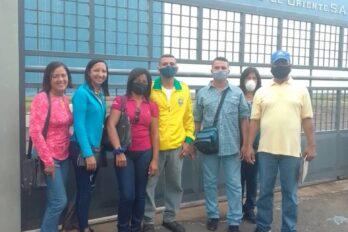 Trabajadores de Blindados de Oriente solicitan mediación