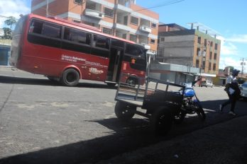 """Transporte público de Upata """"desaparece"""" en horas pico"""