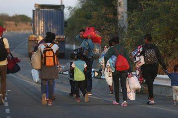 Migrantes venezolanos: Riesgos y travesías desde la salida hasta el destino