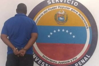 Privativa para hombre arrestado por presunto abuso sexual