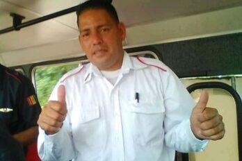 Un funcionario de bomberos está entre los desaparecidos en Sierra Lema