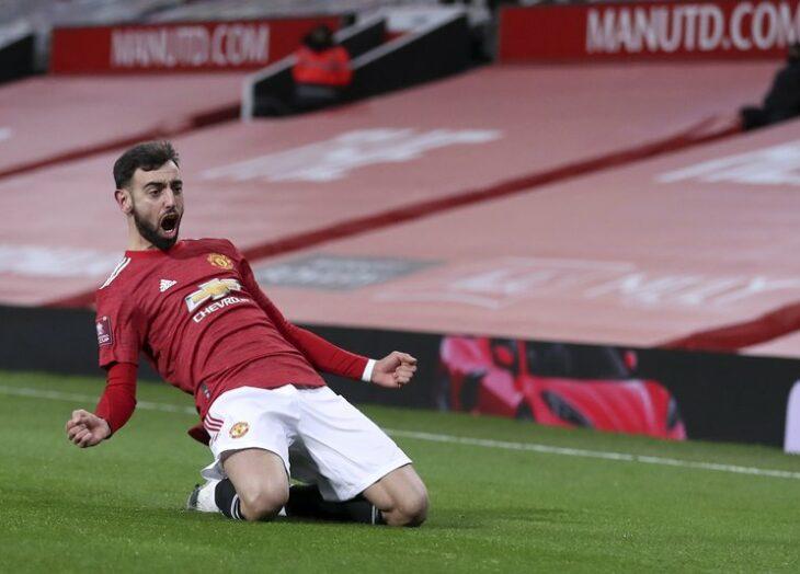 Manchester United eliminó a Liverpool de la FA Cup