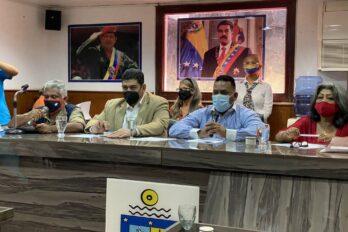 Elegida nueva directiva de la Cámara Municipal Bolivariana Caroní